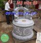Mẫu mộ đá tròn đẹp 82