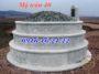 Mẫu mộ tròn bằng đá 40