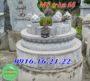 Mẫu mộ tròn phong thủy 68