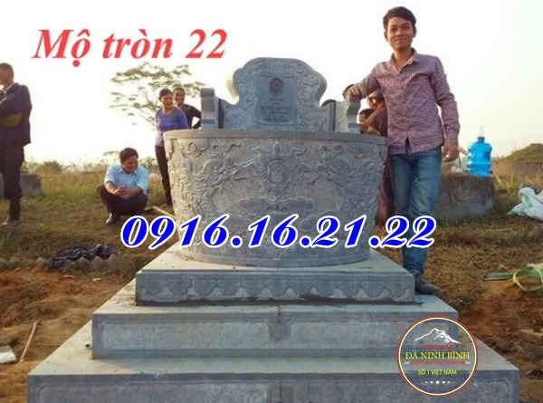 Mộ tròn đá 22