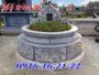 Mộ tròn phong thủy đẹp 86