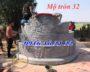 Xây mộ tròn 32