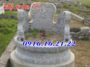 Xây mộ tròn đẹp 75