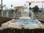 Đài phun nước 03