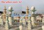 Đài phun nước tháp bi 42