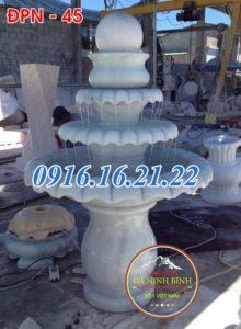 Đài phun nước tháp bi 45