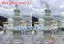 Mẫu đài phun nước bằng đá cẩm thạch 21