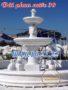 Mẫu đài phun nước sân vườn 30