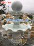 Mẫu đài phun nước sân vườn bằng đá đẹp
