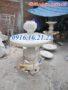 Mẫu đài phun nước tháp bi 48