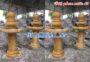 Mẫu đài phun nước tháp bi 49