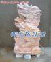 Tượng cá chép hóa rồng phun nước bằng đá 62