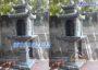 Bàn thờ trời đất thần thổ công tại nhà đẹp 102
