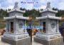 Các mẫu miếu thờ thần linh thổ địa thần tài bằng đá đẹp
