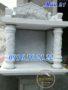 Cây hương đá thờ phật bằng đá đẹp 21
