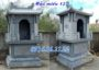 Hình ảnh 20 mẫu miếu thờ thần linh thổ thần bằng đá khối tự nhiên