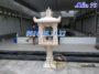 Mẫu cây hương đá thờ tại công ty 70