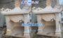 Mẫu miếu nhỏ thờ ngoài trời thờ thần linh bằng đá đẹp 28