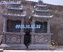 Mẫu miếu thờ ngoài trời tại chung cư bằng đá tự nhiên 65