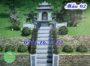 Miếu thờ quan âm bồ tát bằng đá ngoài trời thiết kế đẹp
