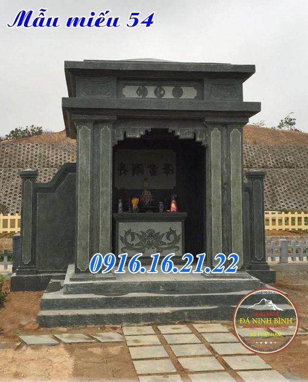 Miếu thờ thổ thần tại khu dân cư bằng đá giá rẻ