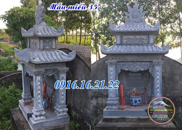 Miếu thờ thổ thần tại khu dân cư giá rẻ 35