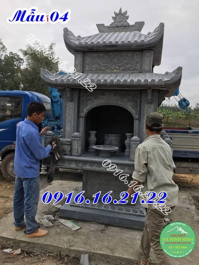 Miếu thờ thổ thần tại khu dân cư giá rẻ