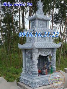 Miếu thờ thổ thần thờ đất bằng đá đẹp nhất giá rẻ 70