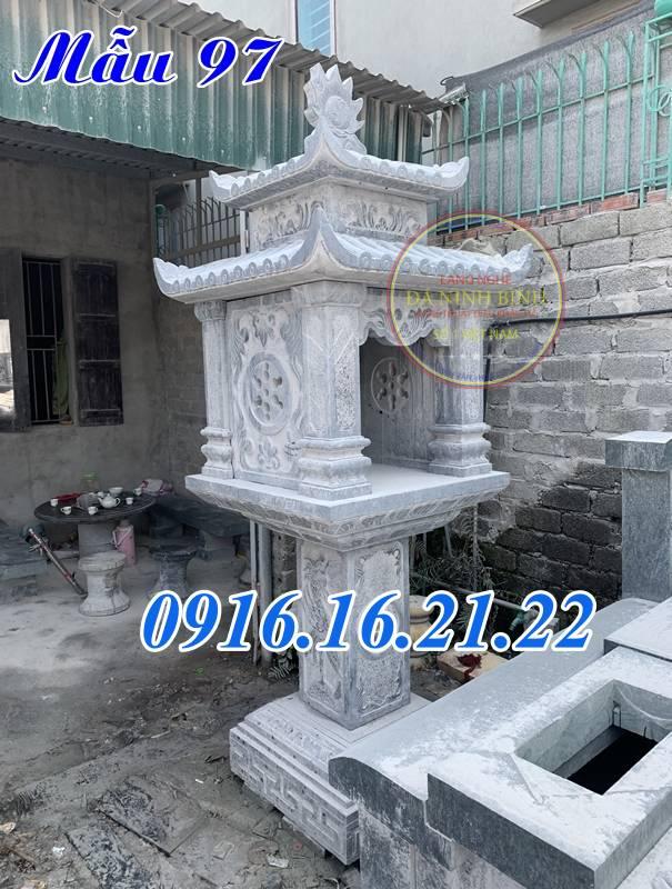 Trang thờ đất đai tại nhà riêng