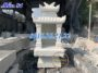 Trang thờ phật bằng đá trắng đẹp tại An Phú Sài Gòn