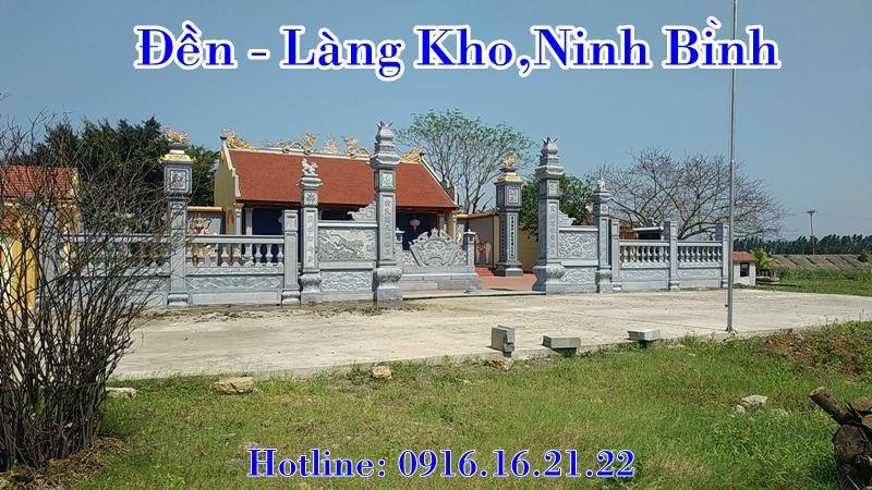 Đền Làng Kho - Ninh Bình