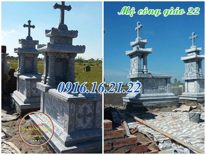 Tổng hợp những mẫu mộ đá công giáo đẹp cao cấp nhất
