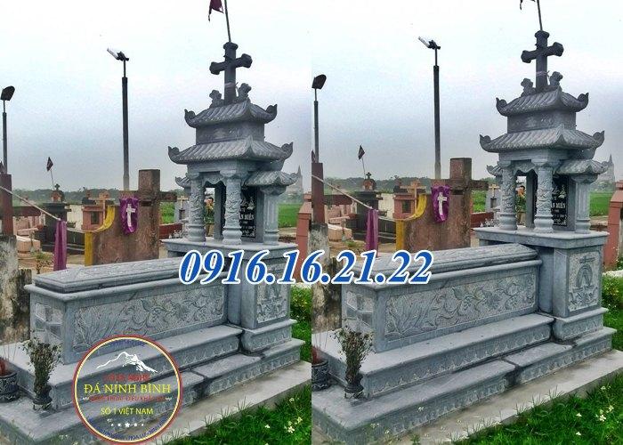 Những mẫu mộ đá công giáo đẹp cao cấp nhất