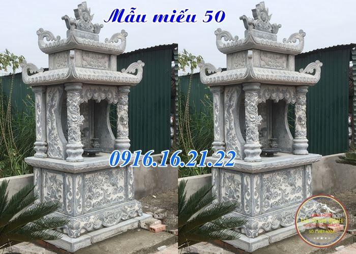 Mẫu miếu thờ nhỏ thiết kế đẹp tại đồng nai