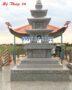 12 mẫu mộ tháp đá tại Long An thiết kế đẹp